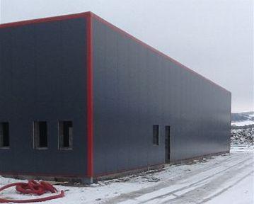 Editech sa batisalon salon permanent des professionnels du batiment - Tarif hangar metallique ...