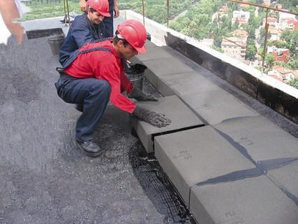 Pittsburgh corning france batisalon salon permanent des for Isolation toiture terrasse