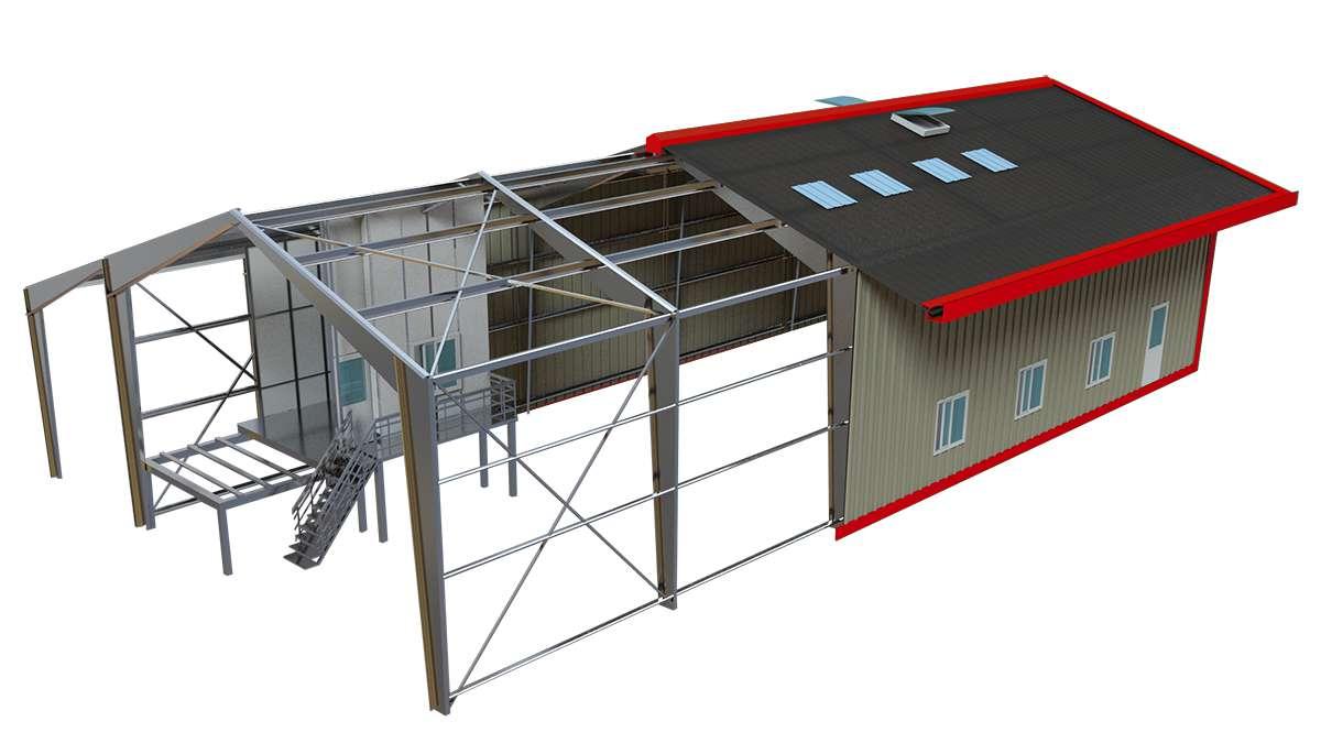 Galco batisalon salon permanent des professionnels du for Garage photovoltaique gratuit