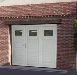 prix porte de garage 4 vantaux aluminium porte de garage battante alu with prix porte de garage. Black Bedroom Furniture Sets. Home Design Ideas
