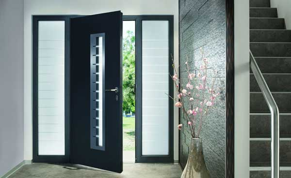 Porte d entre: ZILTEN, fabricant de porte d entree en aluminium