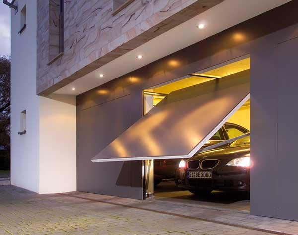Portail de garage hormann doors