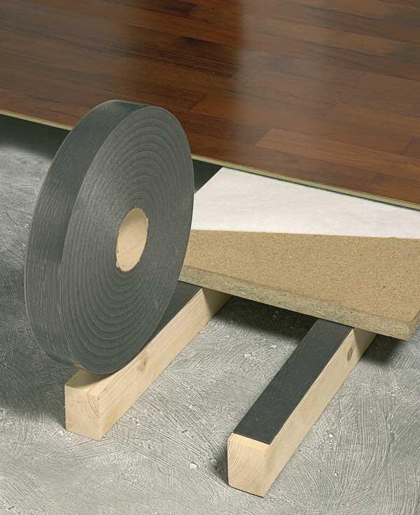 Tramico batisalon salon permanent des professionnels du for Isolation plancher bois etage