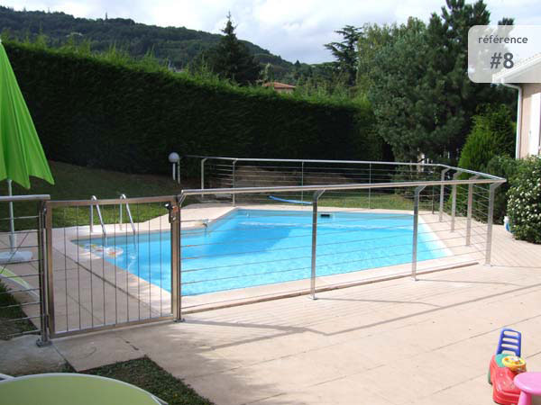 Acmo sarl batisalon salon permanent des professionnels for Barriere amovible pour piscine